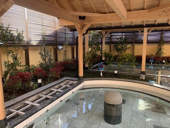 庄内温泉喜多の湯様 植栽工事